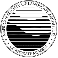 American Society of Landscape Architects - Corporate Member