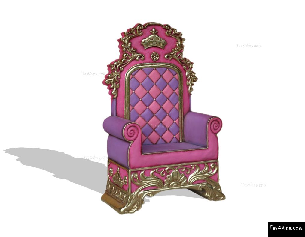 Princess Chair The 4 Kids