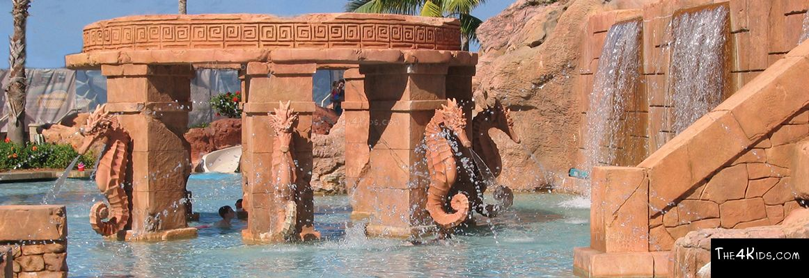 Atlantis Paradise Island Project 3