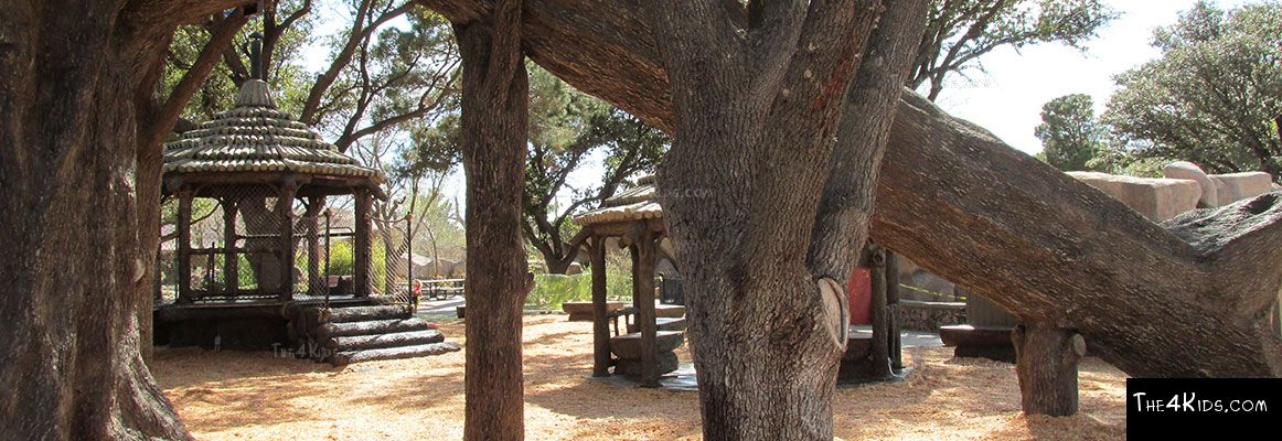 El Paso Zoo, Foster Tree House - Texas Project 13