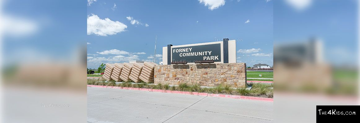 Forney Community Park Project 1