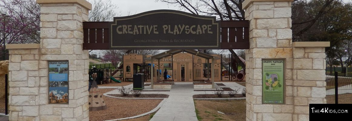 San Gabriel Creative Playscape Project 1