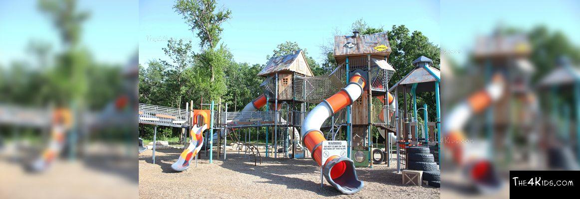 Spirit Park Project 3