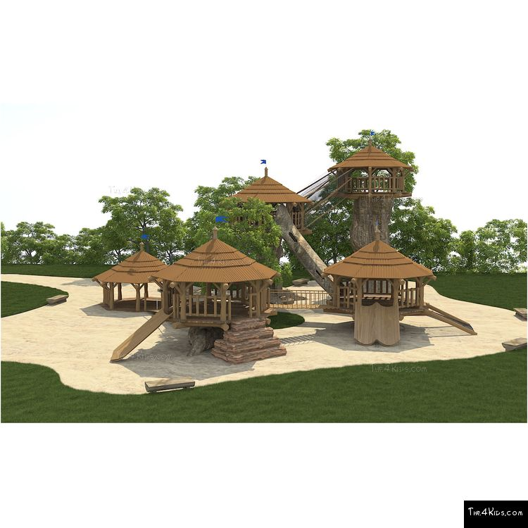 Image of Woodland Tree House