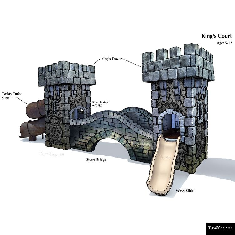 Image of Medieval Towers