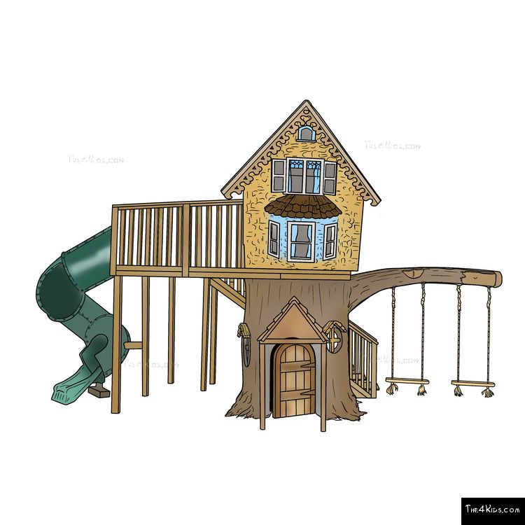 Image of Nightingale Cottage Playhouse