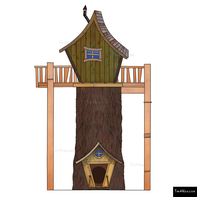 Image of Abby Place Tree House