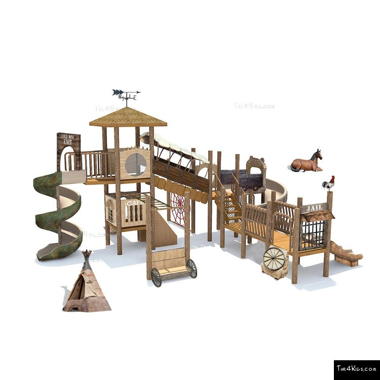 Image of Wild West Playground