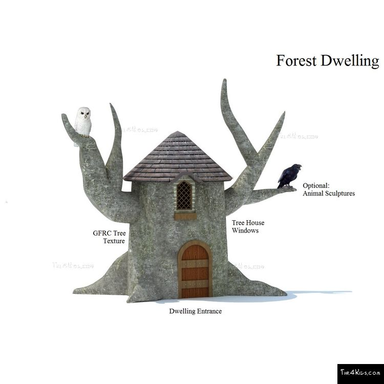 Image of Forest Dwelling