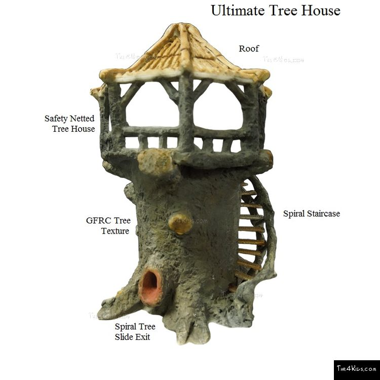Image of Ultimate Tree House