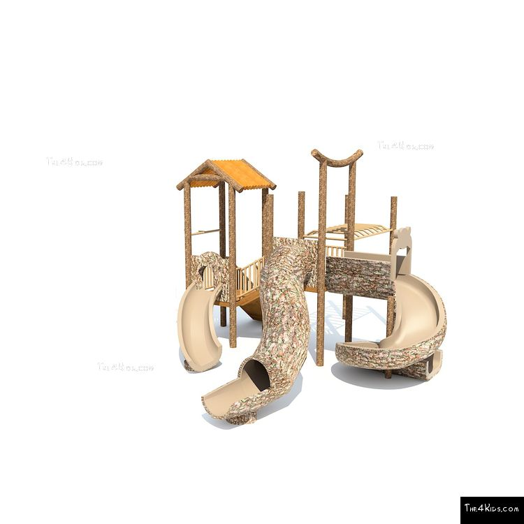 Image of Backyard Playscape