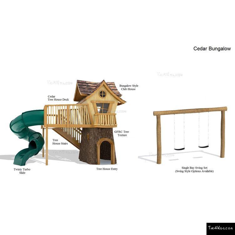 Image of Cedar Bungalow Tree House