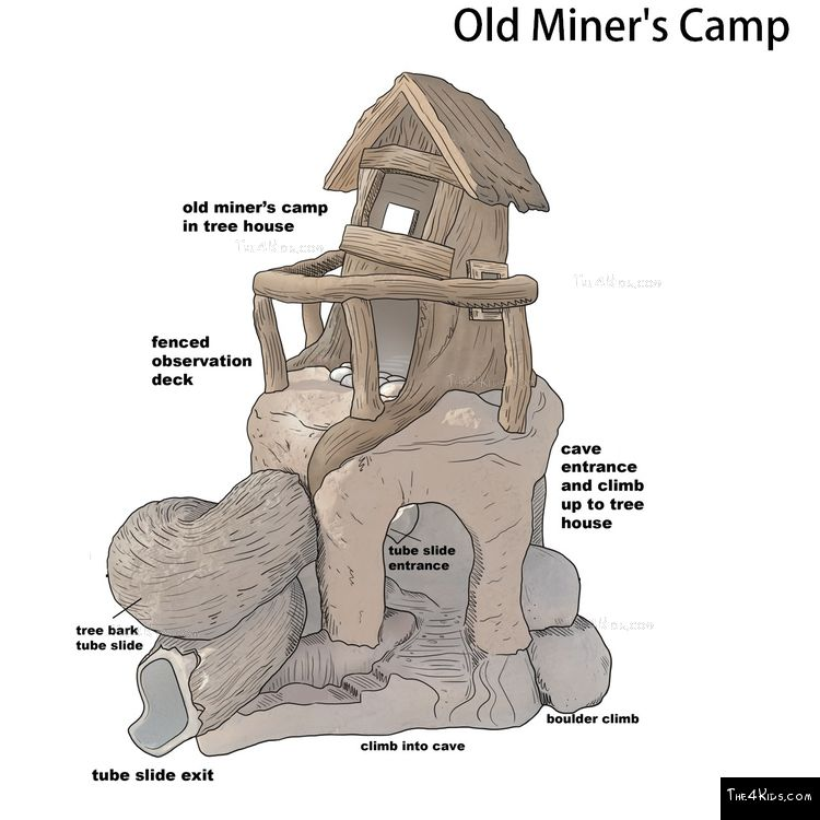 Image of Old Miner's Camp