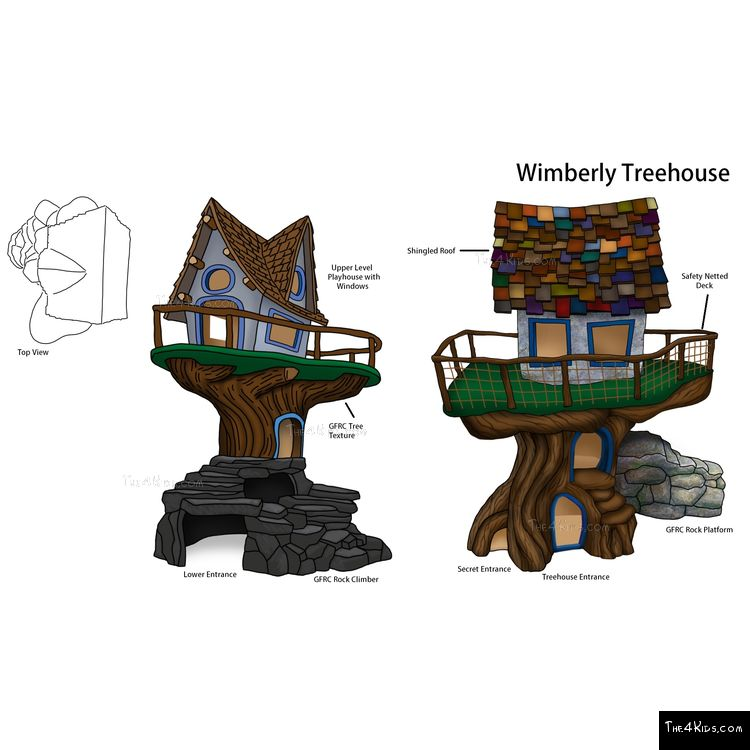 Image of Wimberly Treehouse