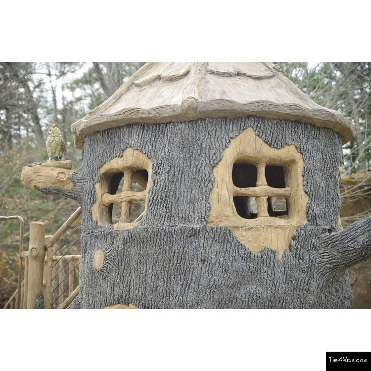 Image of Oakland Tree House