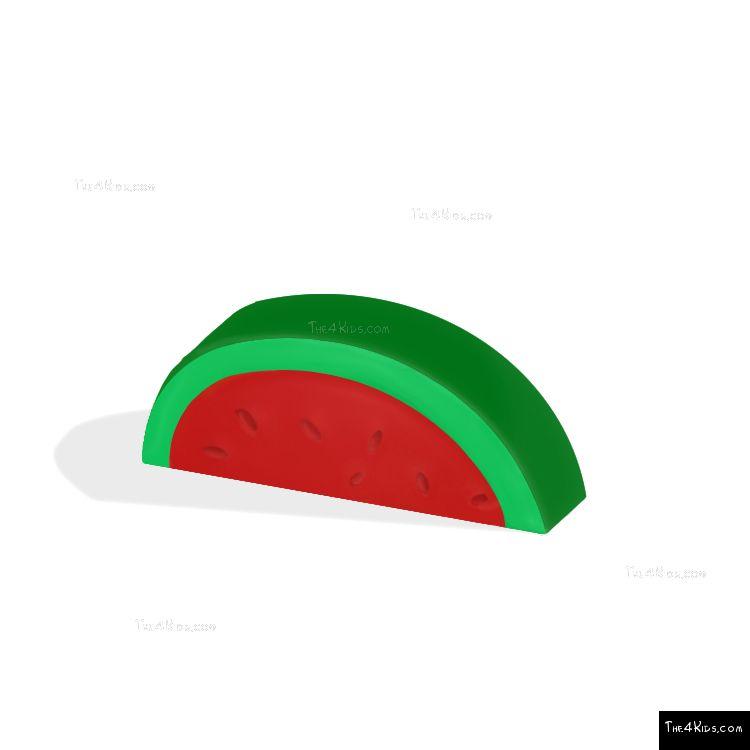 Image of Watermelon Animal Cracker