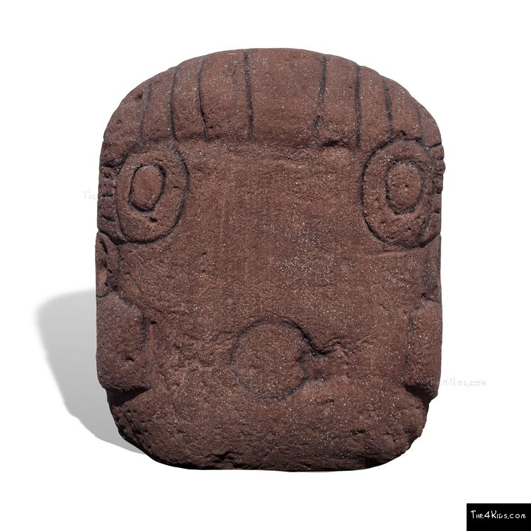 Image of 5ft Olmec Head Climber