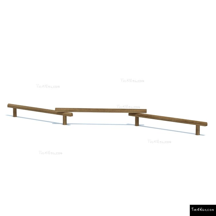Image of Triple Balance Beam