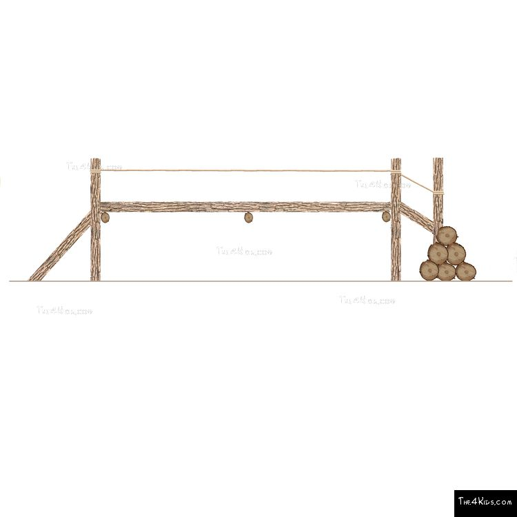 Image of Obstacle Net Climber