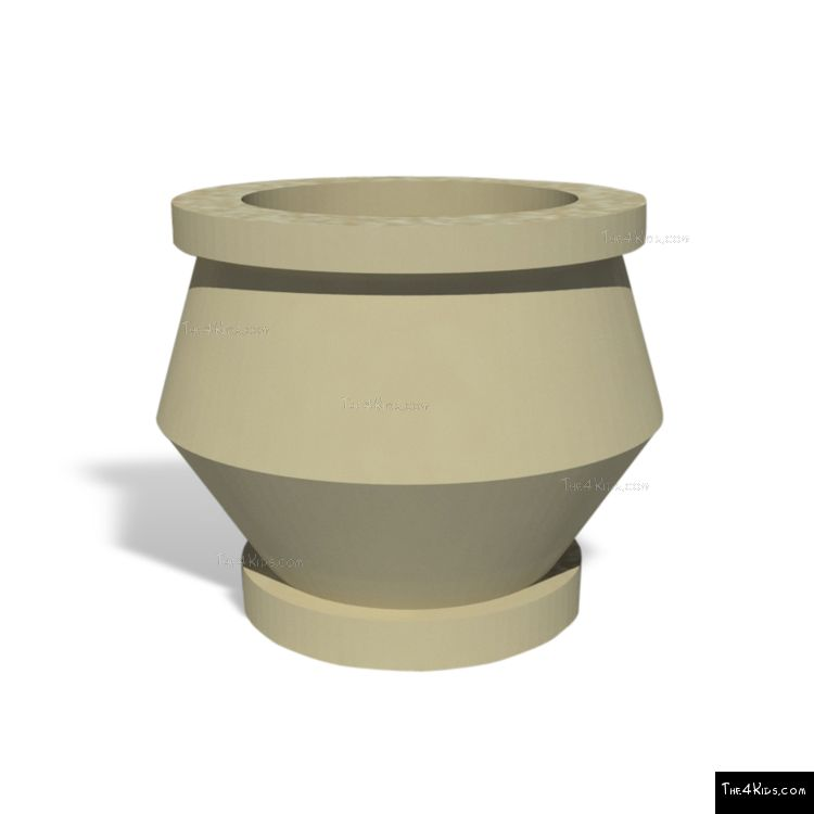 Image of Franklin Bollard Planter