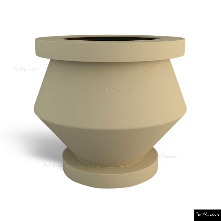 Image of Fulton Bollard Planter