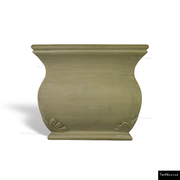 Image of Columbiana Bollard Planter