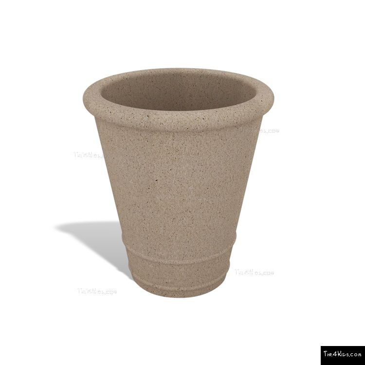 Image of Gallia Bollard Planter