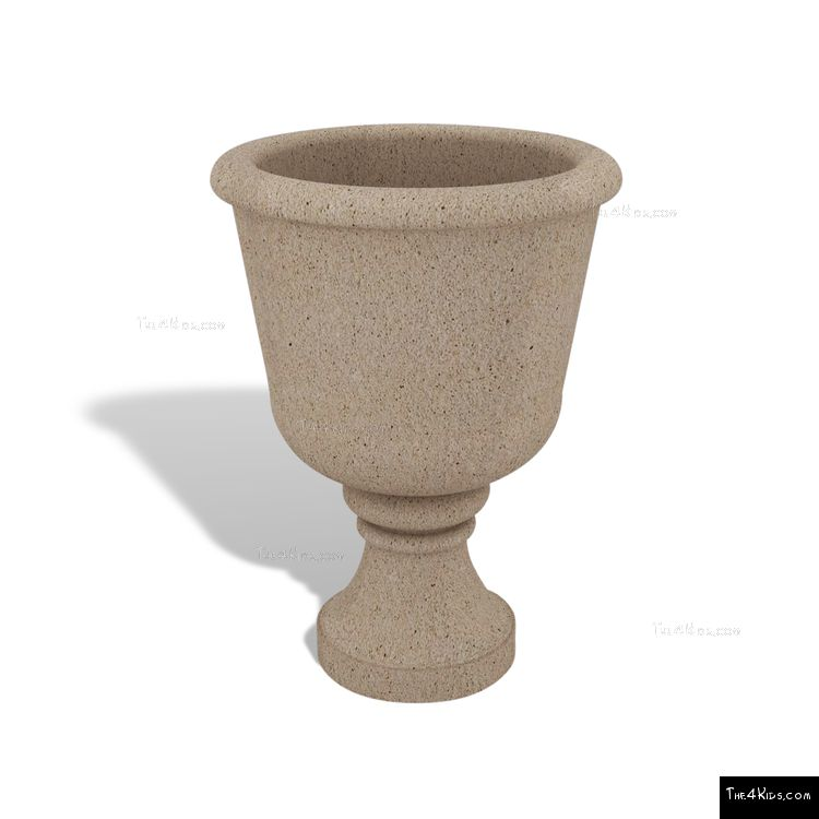 Image of Hamilton Bollard Planter