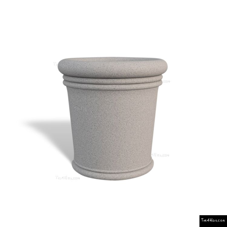 Image of Morrow Bollard Planter