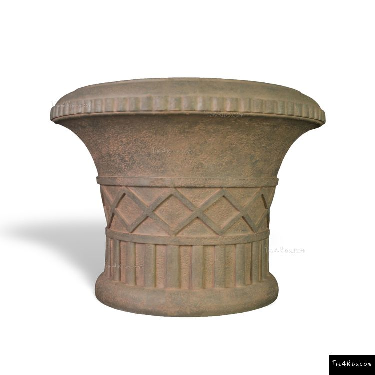 Image of Washington Bollard Planter