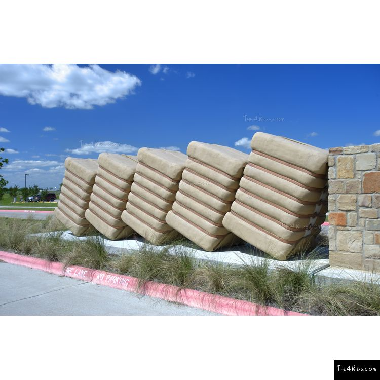 Image of Cotton Bale Bollard
