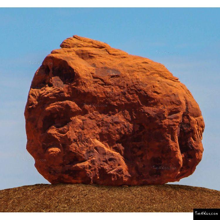 Image of Bismark Boulder
