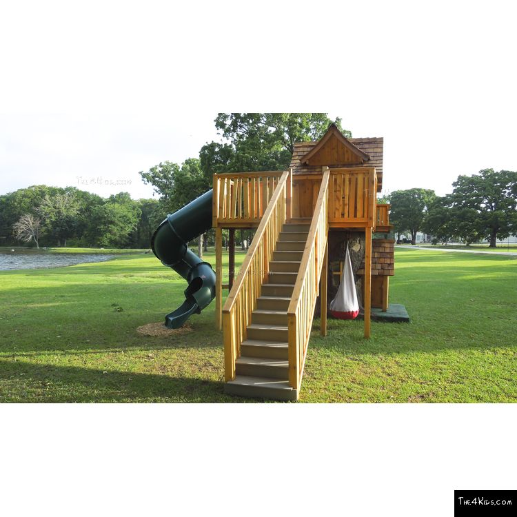 Image of Tree House Stairs