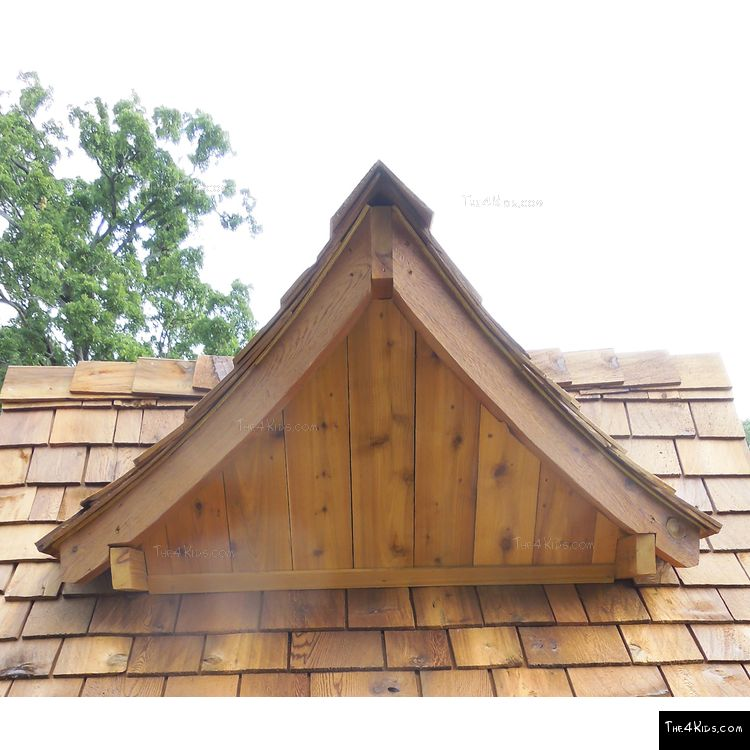 Image of Tree House Roof Dormer