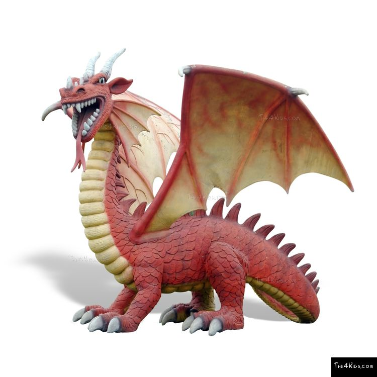Image of Dragon Sculpture