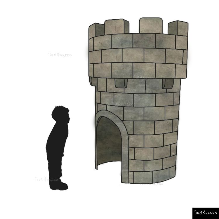 Image of Medieval Castle Tower