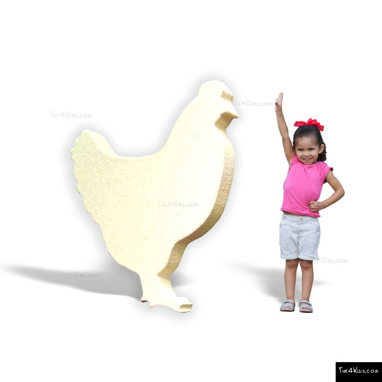 Image of Chicken Cutout