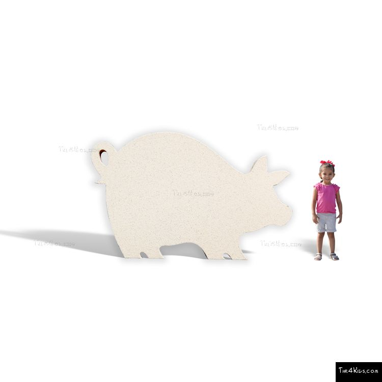 Image of Pig Cutout