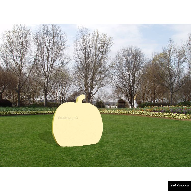 Image of Pumpkin Cutout
