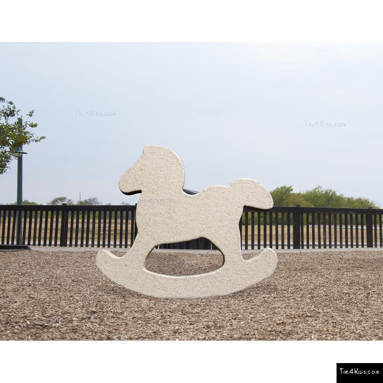 Image of Rocking Horse Cutout