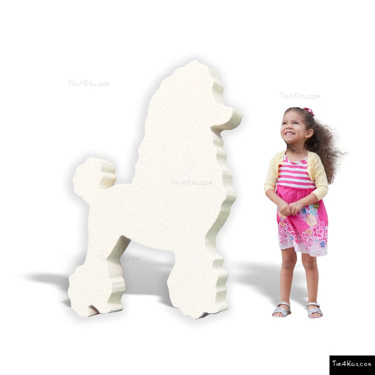Image of Poodle Cutout