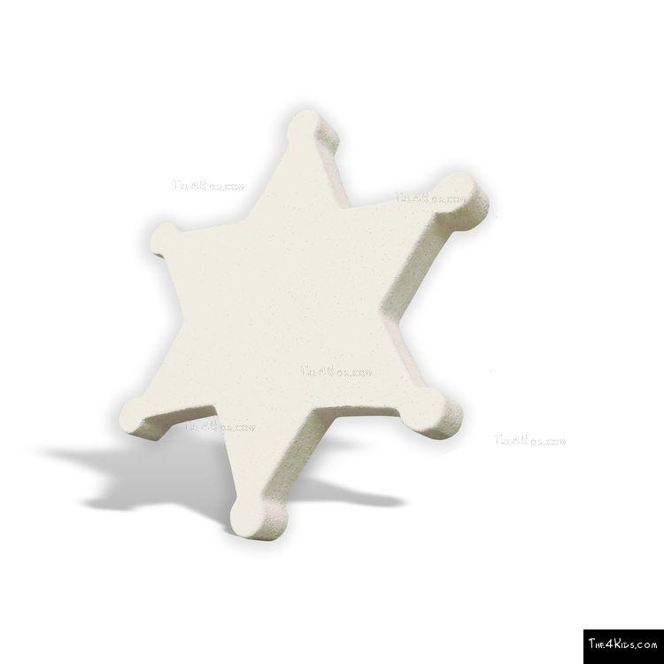Image of Tin Star Cutout