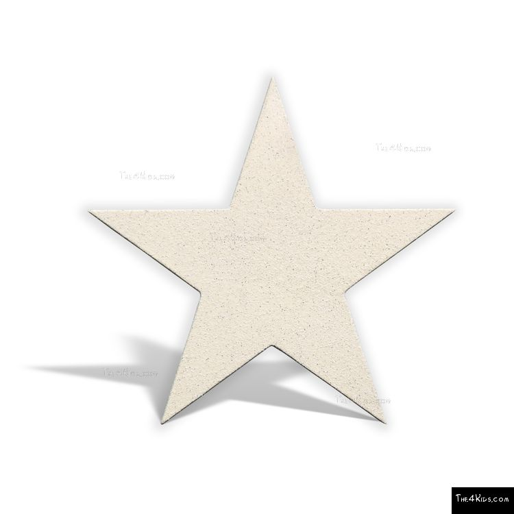Image of Star Cutout