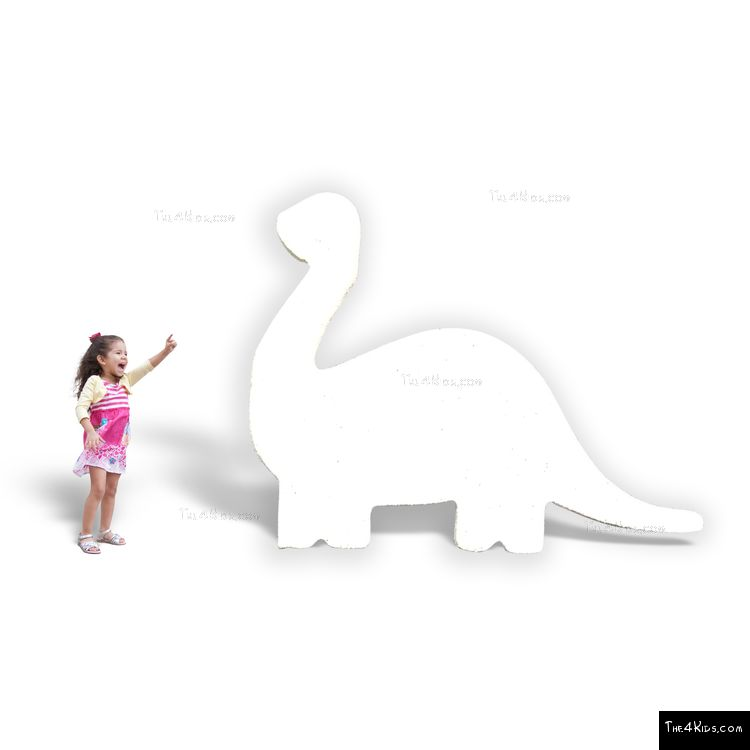 Image of Dinosaur Cutout