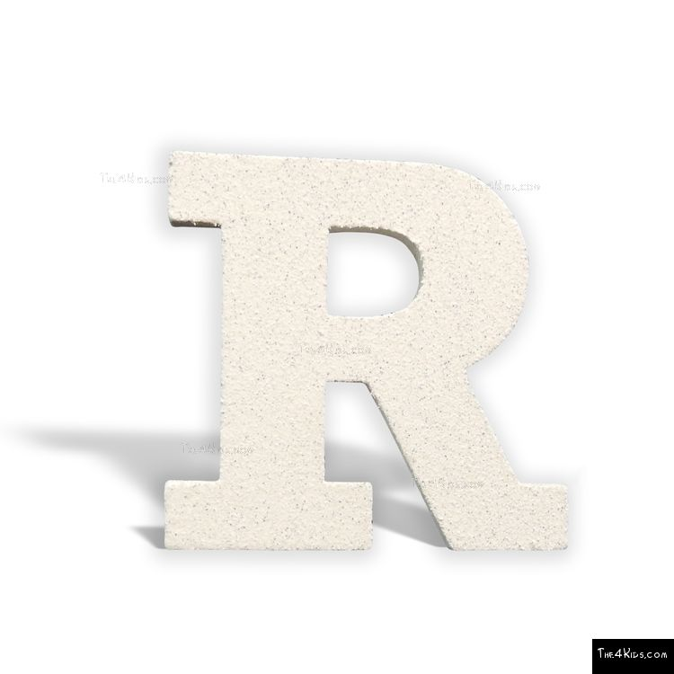 Image of Letter Cutout