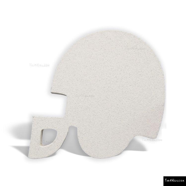 Image of Football Helmet Cutout