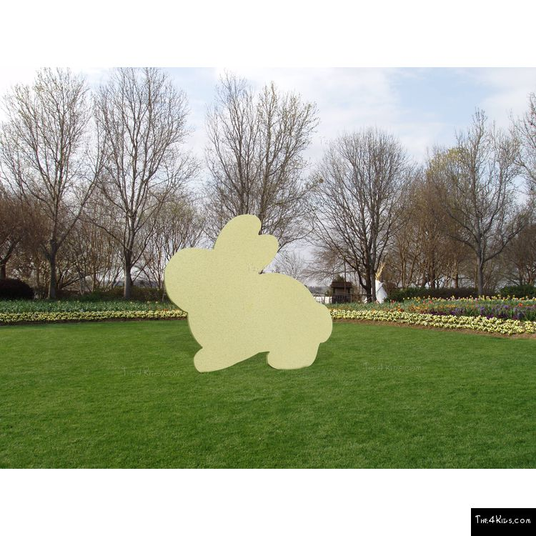 Image of Rabbit Cutout