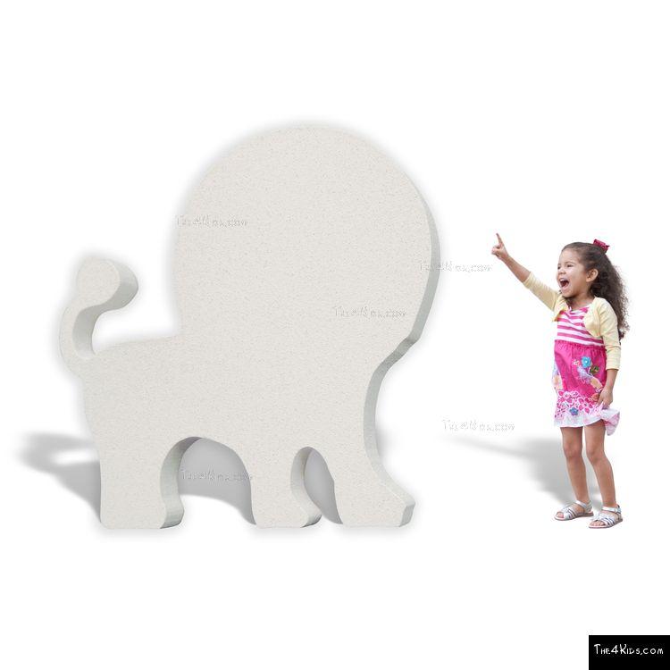 Image of Lion Cutout