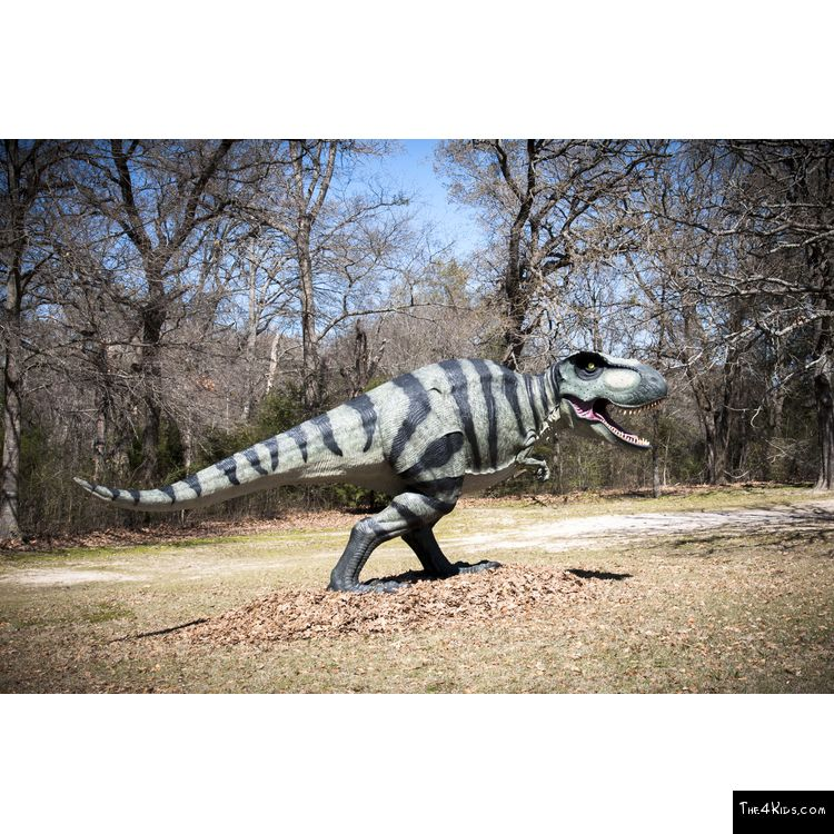 Image of 8ft Hunting T-Rex