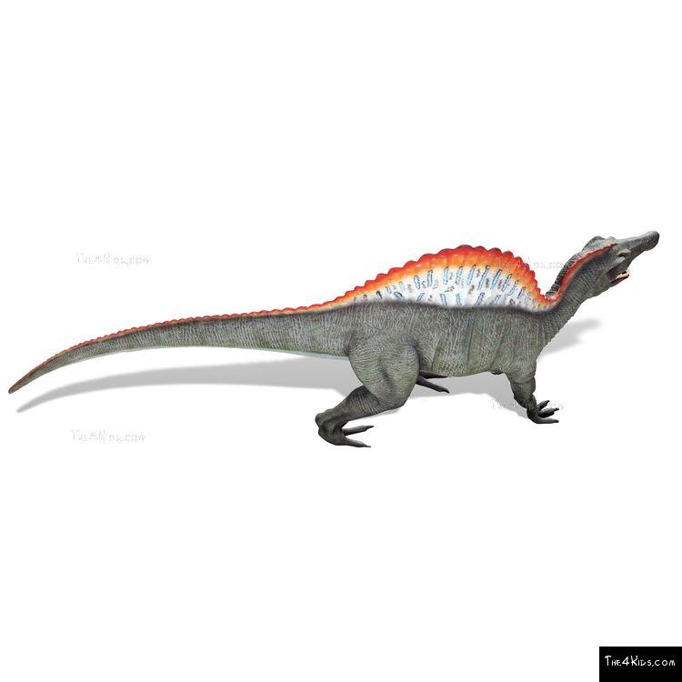 Image of Spinosaurus Sculpture